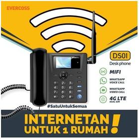 Evercoss Desk Phone DS01