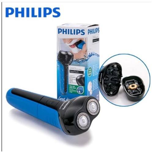 Philips AquaTouch AT600 Wet & Dry Rechargeable Electric Shaver