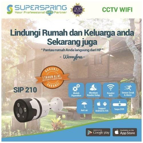 CCTV IP Camera Super Spring SIP210