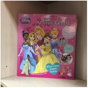 Buku Disney Princess