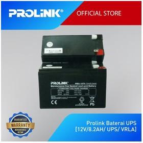 Prolink Baterai UPS [12V/ 8