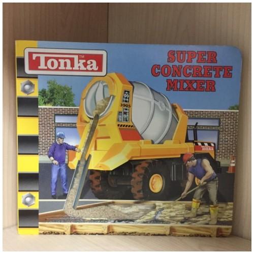 Buku Tonka Super Concrete Mixer