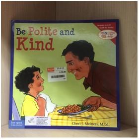 Buku Be Polite and Kind