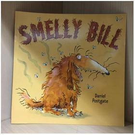 Buku Smelly Bill