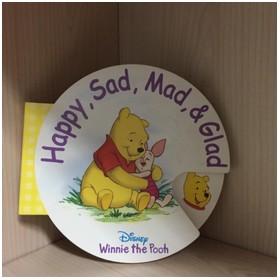 Buku Happy, Sad, Mad, & Gla