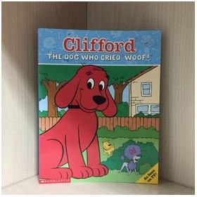 Buku Clifford The Dog Who C