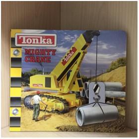 Buku Tonka Mighty Crane