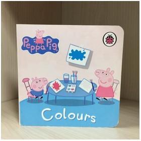 Buku Peppa Pig Colours