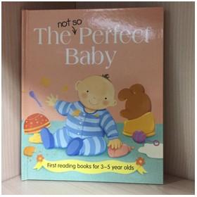 Buku The Not So Perfect Bab