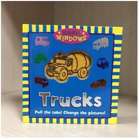 Buku Magic Windows Trucks