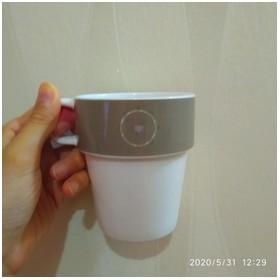 Mug Porcelain Putih