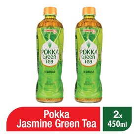 Pokka Jasmine Green Tea - 4