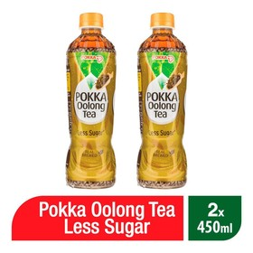 Pokka Oolong Tea - 450 ML (