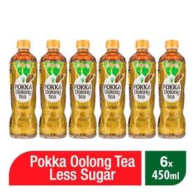 Pokka Oolong Tea - 450 ML (
