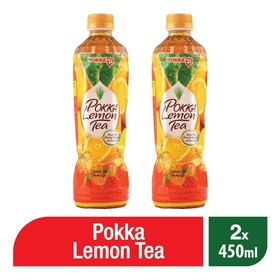Pokka Lemon Tea - 450 ML (