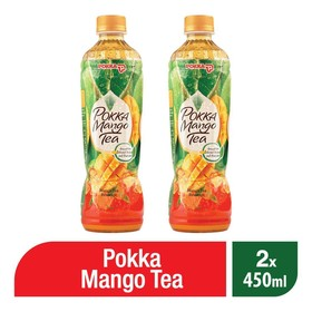 Pokka Mango Tea - 450 ML (