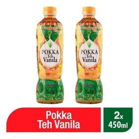 Pokka Vanilla Tea - 450 ML