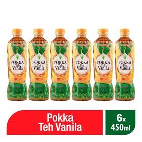 Pokka Vanilla Tea - 450 ML