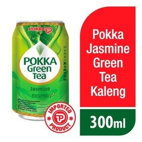 Pokka Jasmine Green Tea - 3