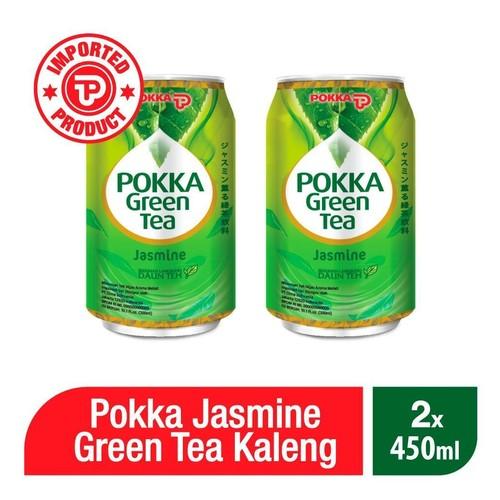 Pokka Jasmine Green Tea - 300 ML ( 2 Pcs )