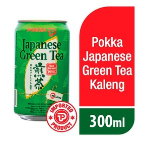 Pokka Japanese Green Tea -