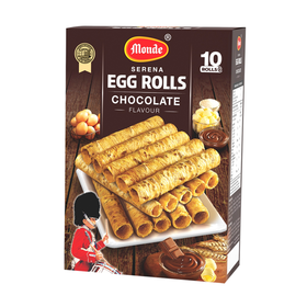Monde Egg Roll Chocolate 70