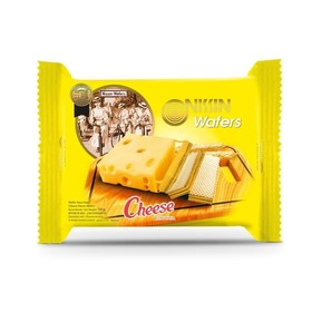 Nissin Wafers Cheese 50 gr