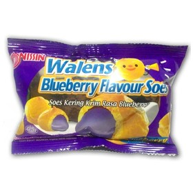 Nissin Wallens Blueberry So