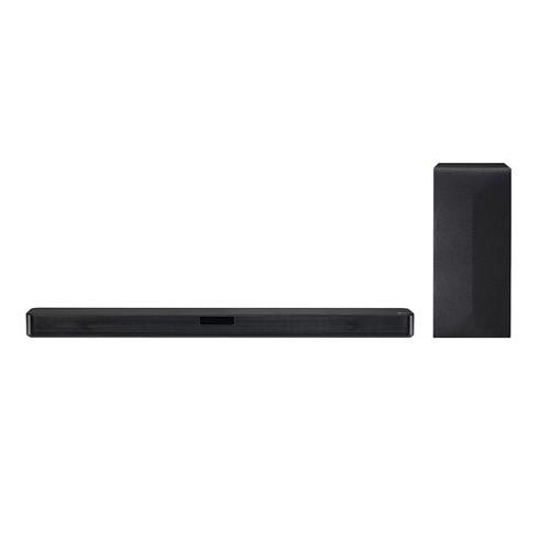 LG SL4Y 2.1 Channel 300W Sound Bar w/ Bluetooth Streaming - Black