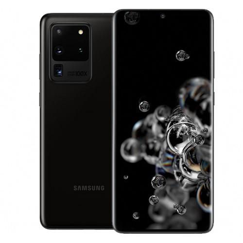 Samsung Galaxy S20 Ultra - Cosmic Black