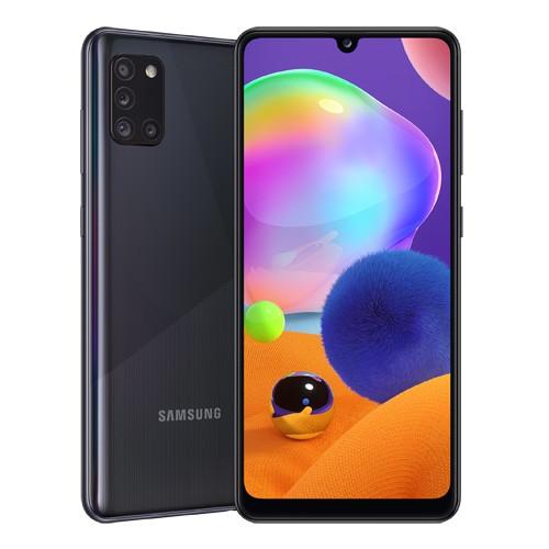 Samsung Galaxy A31 (RAM 6GB/128GB) - Black