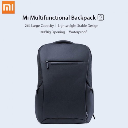 XIAOMI Mi Multifunctional Backpack 2 - 26L Large Capacity - XMSJB02RM