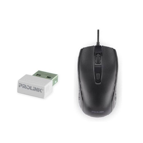 Prolink Wireless Networking WN2001 bundling PMC2002 Optical USB Mouse