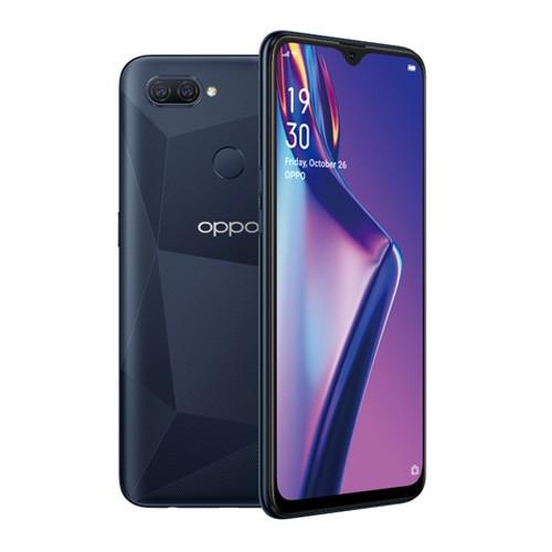 Oppo A12 Smartphone (RAM 3GB/32GB) - Black