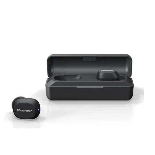 Pioneer SE-C5TW Bluetooth Truly Wireless Earphones - Black