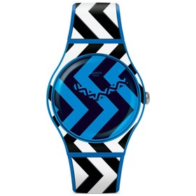 Swatch SUOS111 Bluzag - Blu