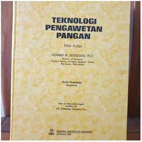 Buku Teknologi Pengawetan P