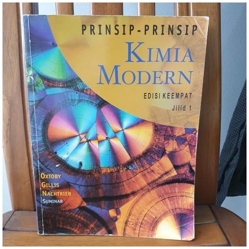 Buku Prinsip - Prinsip Kimia Modern Edisi Keempat