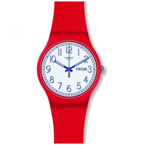 Swatch SUOR707 Red Me Up - Red
