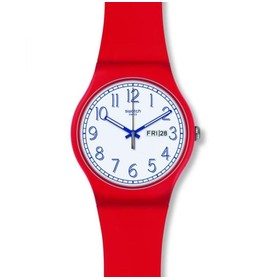 Swatch SUOR707 Red Me Up -