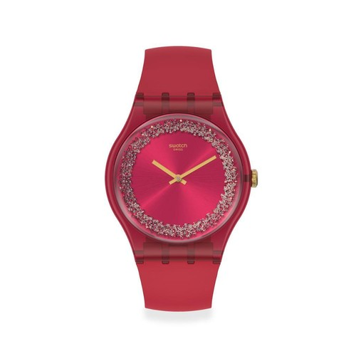 Swatch SUOP111 Ruby Rings - Pink