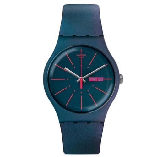 Swatch SUON708 New Gentleman - Blue