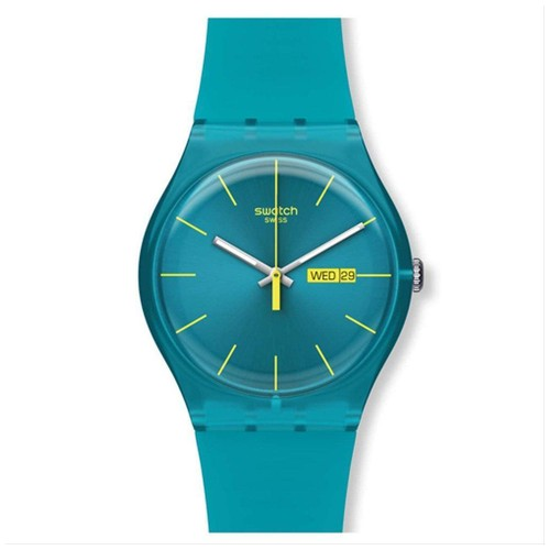 Swatch SUOL700 Turquoise Rebel - Blue