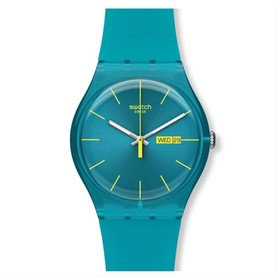Swatch SUOL700 Turquoise Re