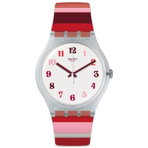 Swatch SUOK138 Tramonto Occaso - Red