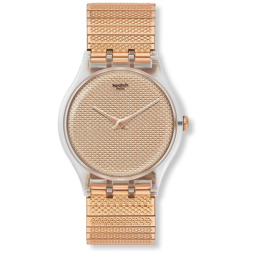 Swatch SUOK134 Poudreuse - Rosegold