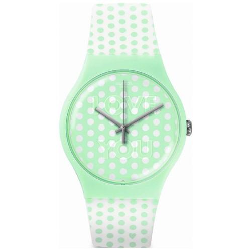 Swatch SUOG108 Mint Love - Green