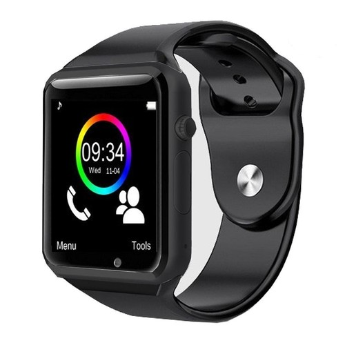 Jam tangan Smartwatch Androidplus - full black