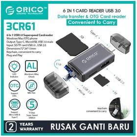 ORICO 6in1 OTG Card Reader
