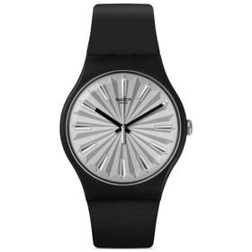 Swatch SUOB172 Silver Shiel